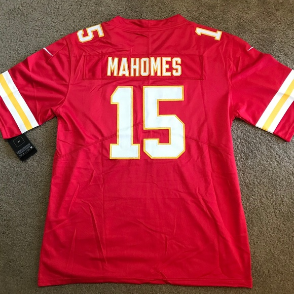 brand new b2183 7300c Patrick Mahomes Kansas City Chiefs Jersey NWT